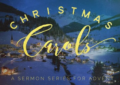 Christmas Carols: Zechariah's Song
