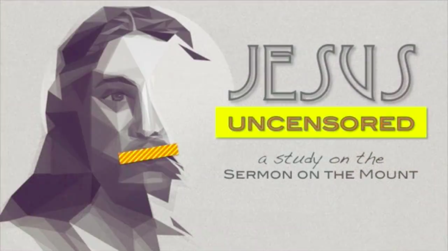 Jesus Uncensored: Jesus, Marriage, Divorce and The Gospel | West