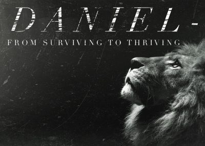 Daniel: History and Sovereignty