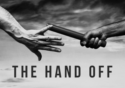 The Hand Off | 2 Timothy 1:1-7 Mother's Day 2019