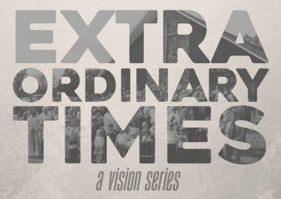 Extraordinary Times: Glorify | Acts 1:1-11
