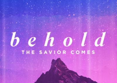 BEHOLD: Week 2 | Luke 1:1-24