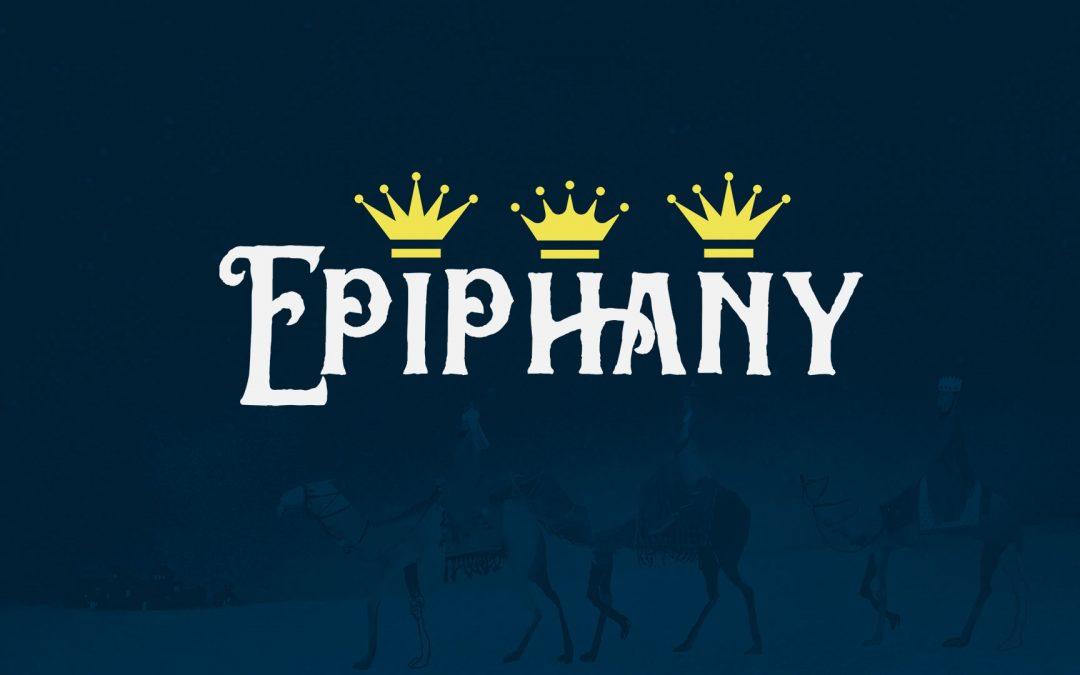 EPIPHANY   Week 8   Luke 9:28-36