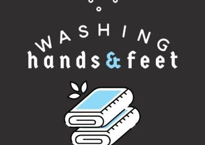 Washing Hands and Feet | Week 2 | Luke 10:25-37