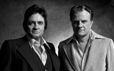 Johnny Cash, Billy Graham & COVID-19
