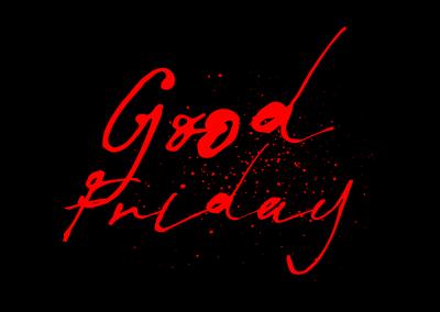 Good Friday 2020 | John 19:16-30