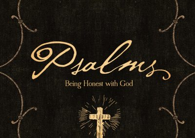 THE PSALMS | Week 1| Psalm 73:1-2