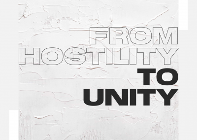 From Hostility to Unity | Ephesians 2:11-22