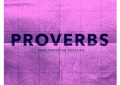 PROVERBS | Wounds | Proverbs 27:1-22