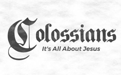 COLOSSIANS | Week 14 | 4:7-18 | Leaving a Legacy